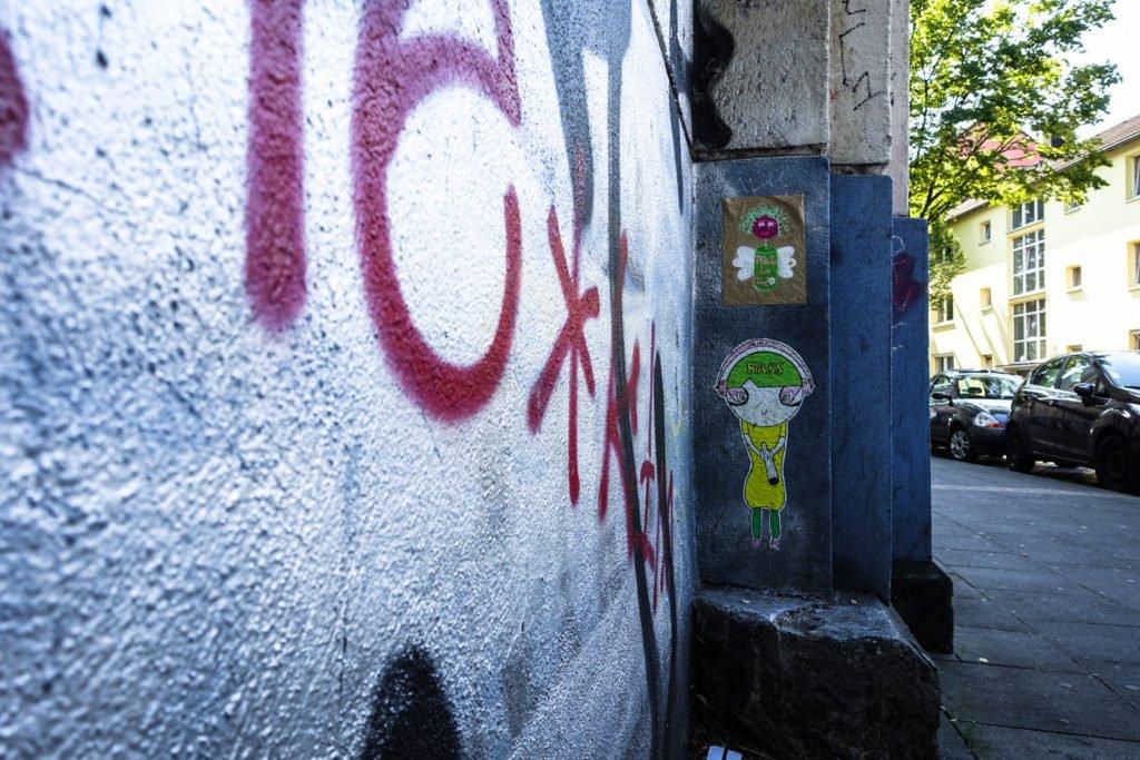 streetart - joiny - köln, ehrenfeld
