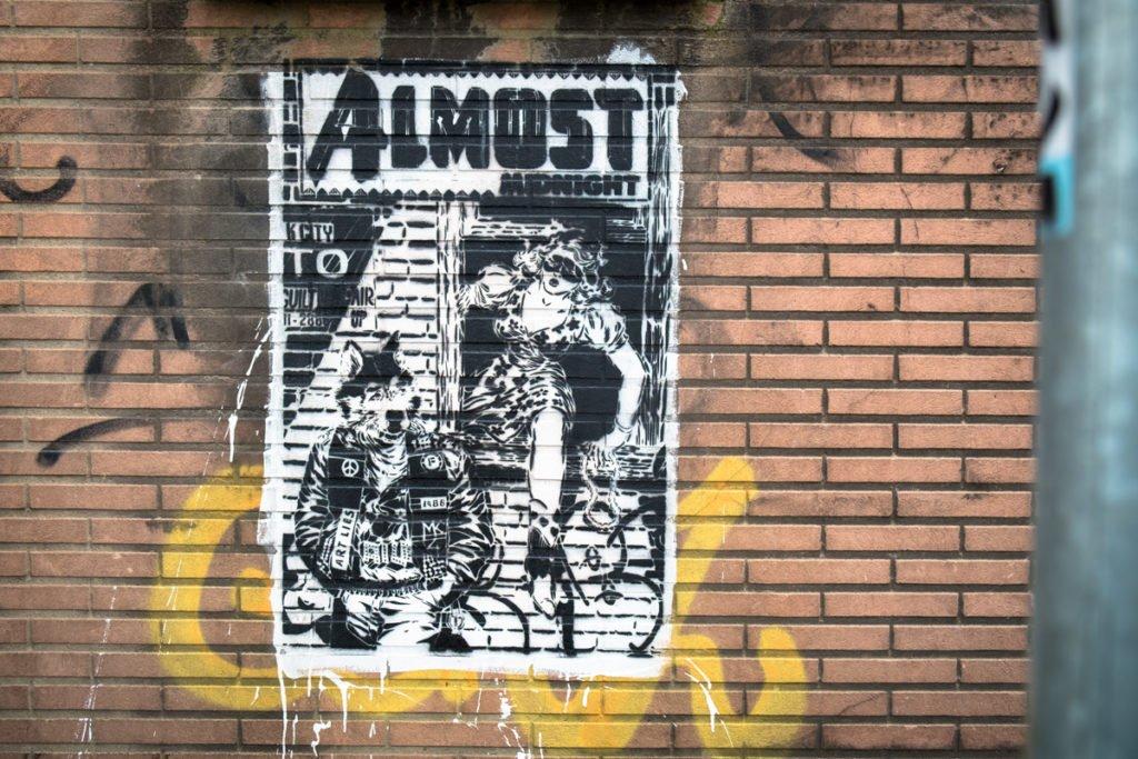 stencil - faile - around mima, brussels