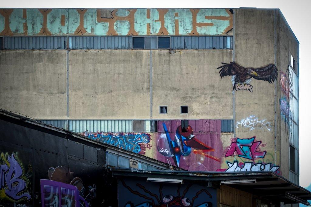 graffiti - goner - aerosol-arena, magdeburg
