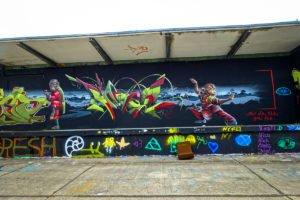 graffiti - pie-crew - aerosol-arena, magdeburg