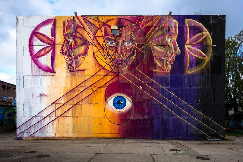 graffiti - mücke32 - aerosol-arena, magdeburg