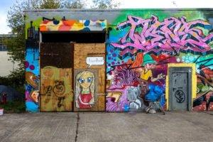 paste up - danilo art-merbitz  - aerosol-arena, magdeburg