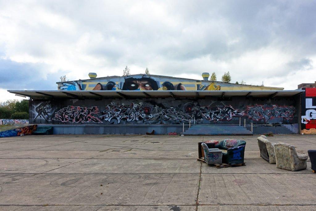 graffiti - tear & reims - aerosol-arena, magdeburg