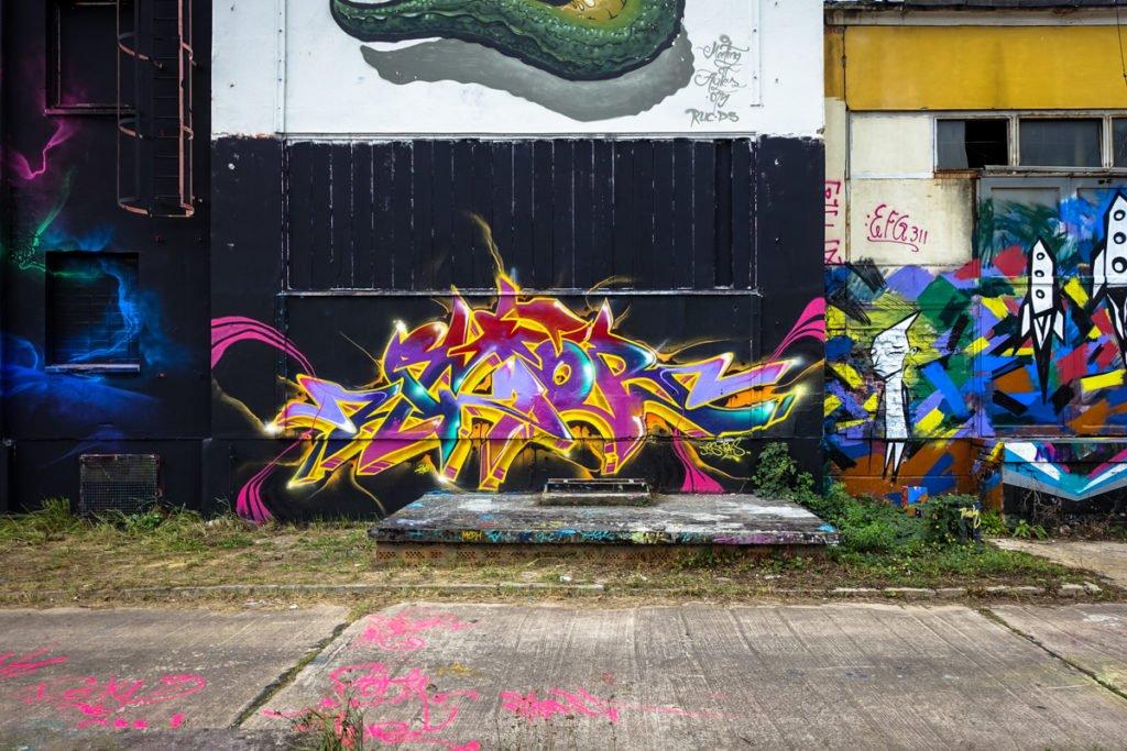 graffiti - trs finals - aerosol-arena, magdeburg