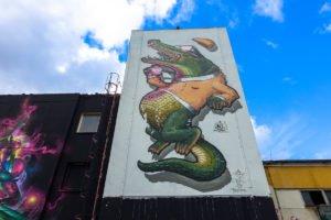 graffiti - size two - aerosol-arena, magdeburg