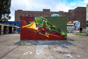 graffiti - your86 - aerosol-arena, magdeburg