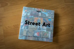"lonely planet ""street art"" book - mb6 street art pictures"