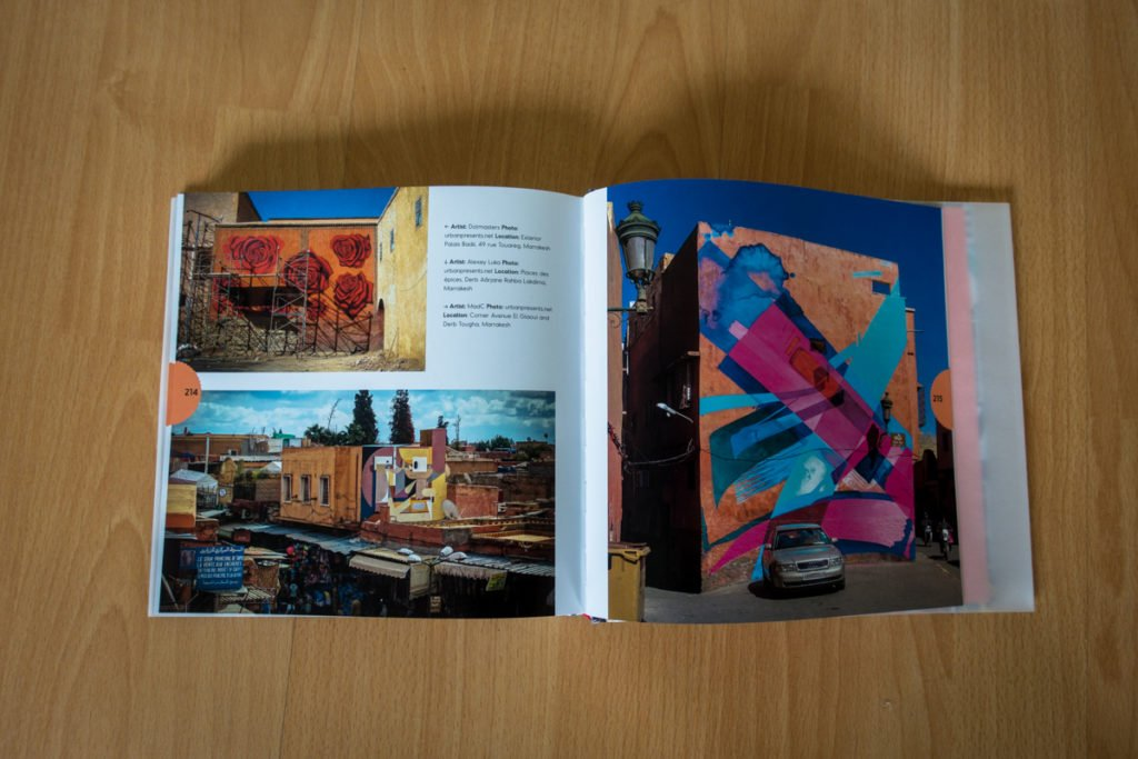 """lonely planet """"street art"""" book - mb6 street art pictures"""