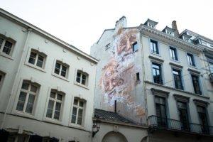 mural - spear / propaganza - brussels