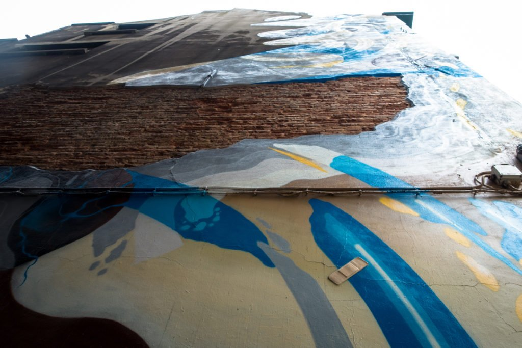 mural - eyesb - brussels