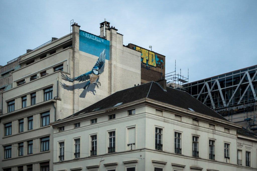 mural - locatelli / propaganza - brussels