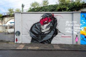 mural - martin bender #electronicbeats - köln, ehrenfeld