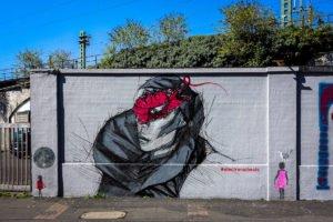 electronicbeats mural - martin bender - köln-ehrenfeld