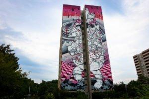 mural for one wall - how & nosm - berlin-tegel