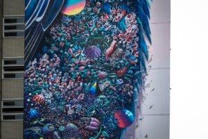 mural for one wall - collin van der sluijs - berlin-tegel