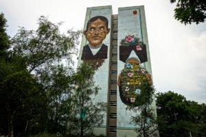 mural for one wall - pixel pancho - berlin-tegel