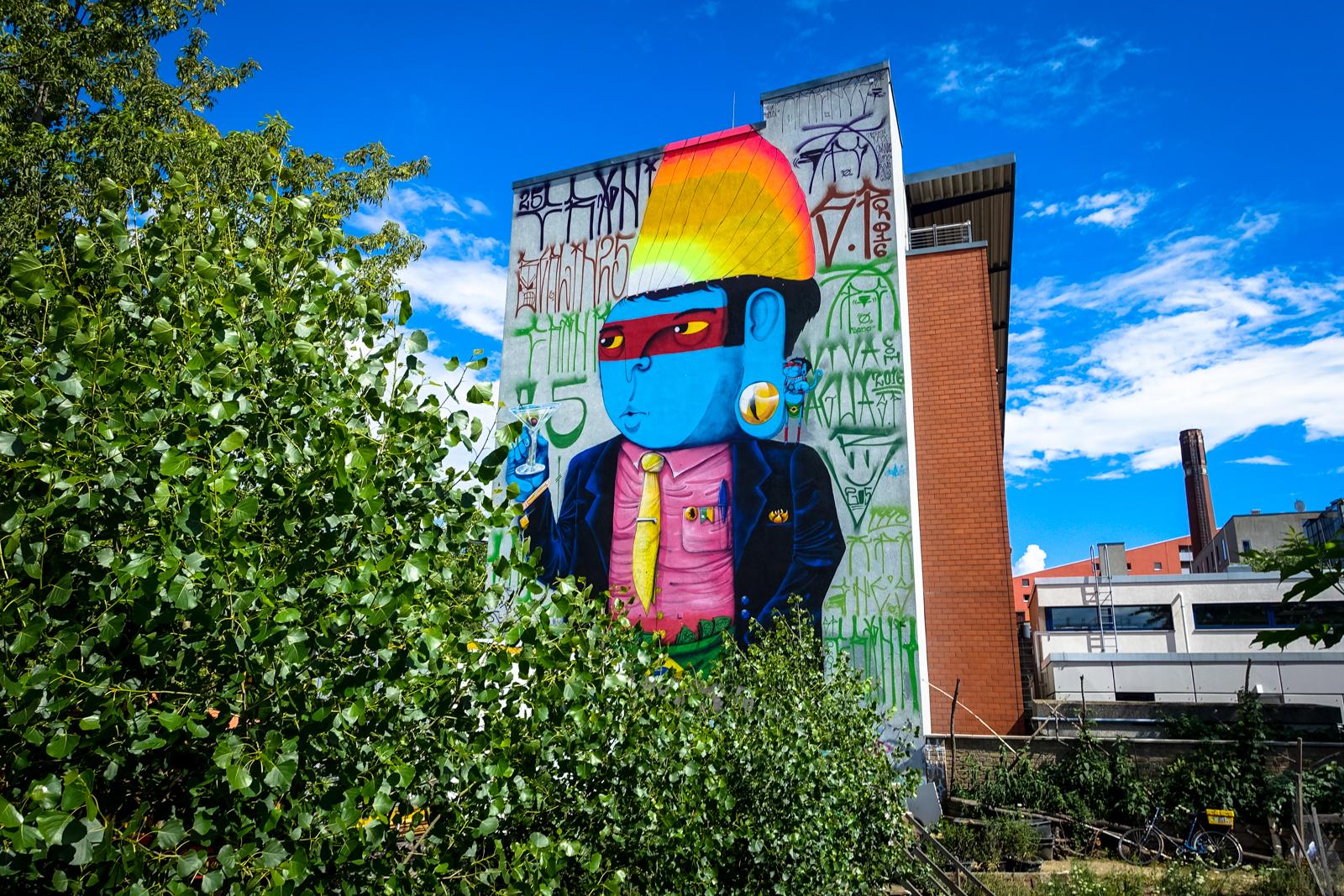 streetart - berlin, kreuzberg