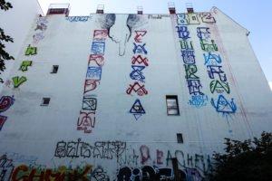graffiti - berlin kidz - berlin, kreuzberg