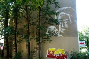 streetart - alaniz - berlin, kreuzberg