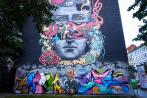 mural - blo - stattbad wedding, berlin
