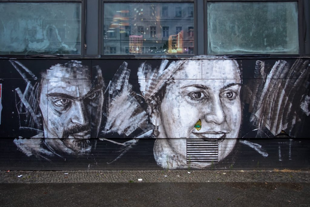 street art - alaniz - stattbad wedding, berlin