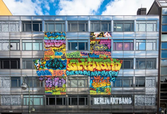 "the haus – berlin art bang – ""created to be destroyed"""