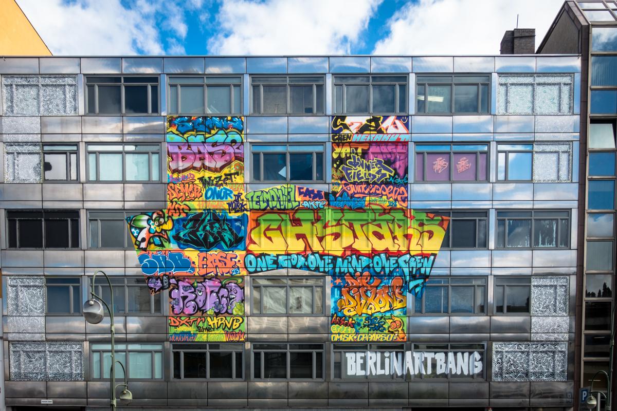 The haus berlin art bang