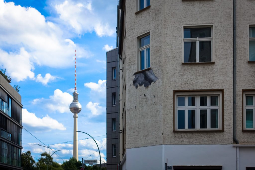 "jr ""wrinkles of the city"" - berlin"