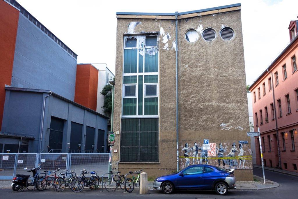 """jr """"wrinkles of the city"""" - berlin"""