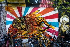urban art - garavato -  haus schwarzenberg, berlin