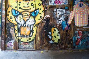 urban art - plotbot ken -  haus schwarzenberg, berlin