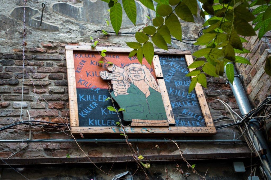 urban art - andrew greif - haus schwarzenberg, berlin