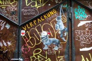 paste up - cazl - haus schwarzenberg, berlin