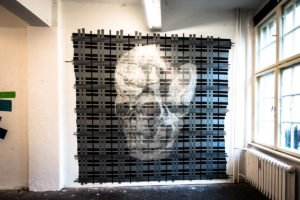 jay walker - tape art convention 2016 - haus schwarzenberg, berl
