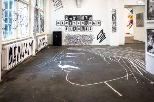 tape art convention 2016 - haus schwarzenberg, berlin