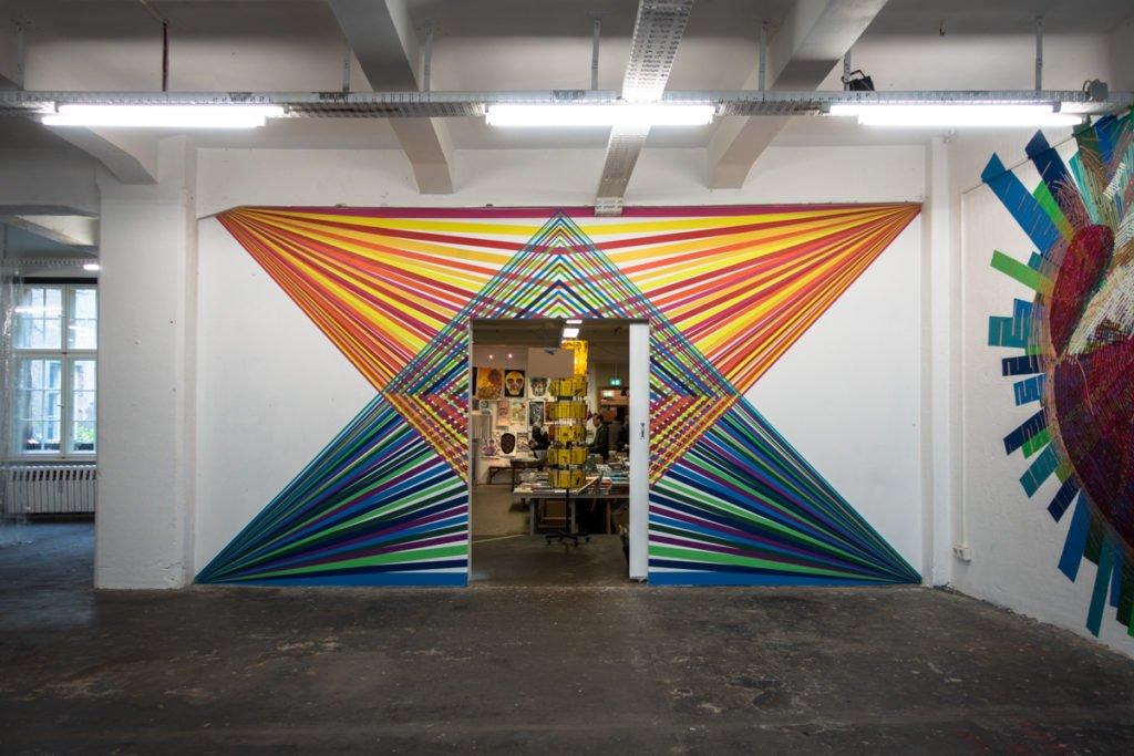 felix rodewaldt - tape art convention 2016 - haus schwarzenberg,