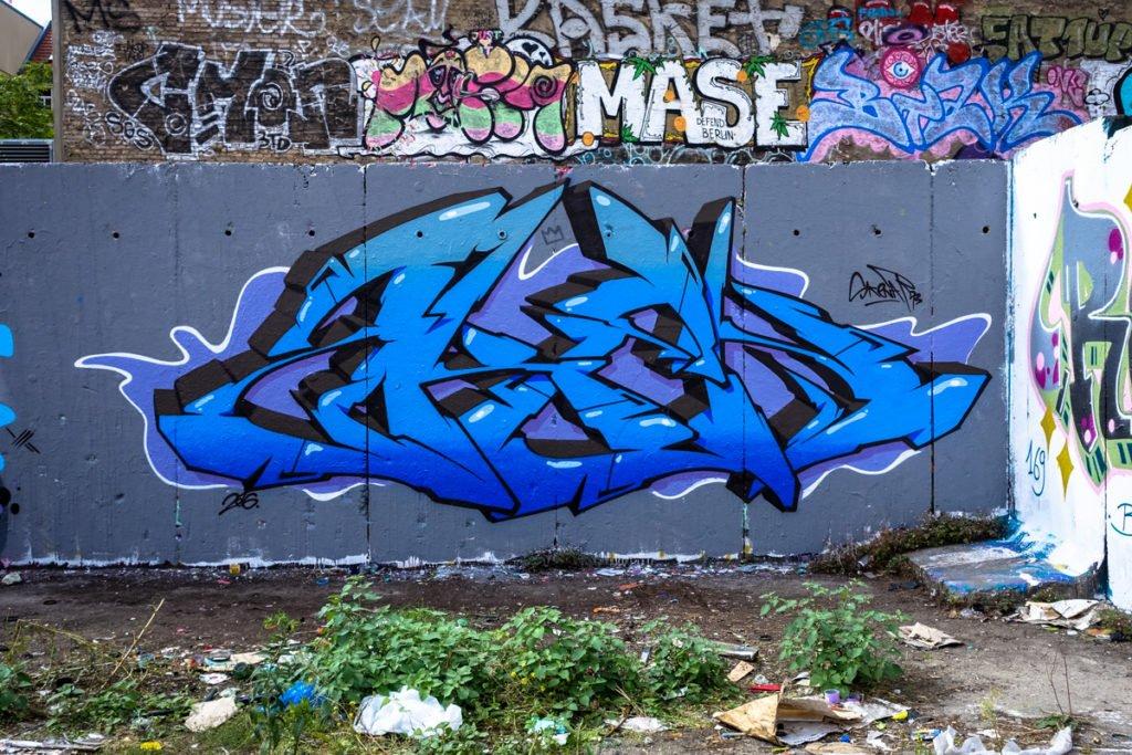 graffiti - skenar73 - platoon, berlin mitte