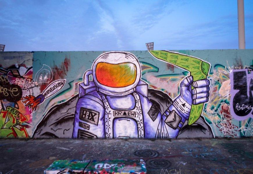 graffiti im mauerpark – sept 2016