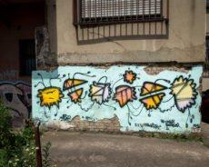 graffiti in völklingen