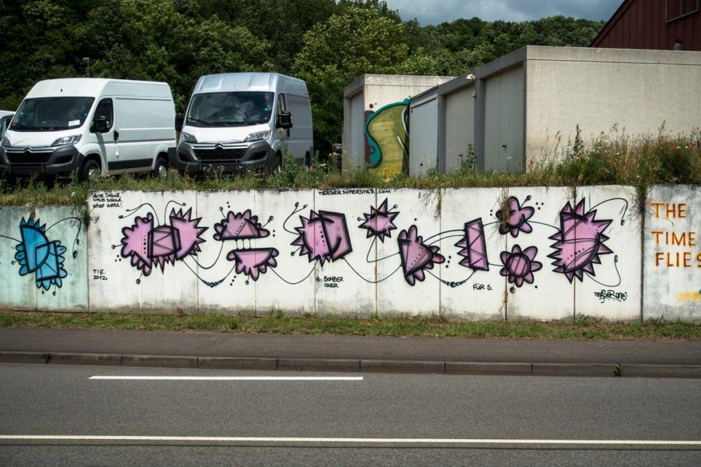 graffiti - teaser - völklingen