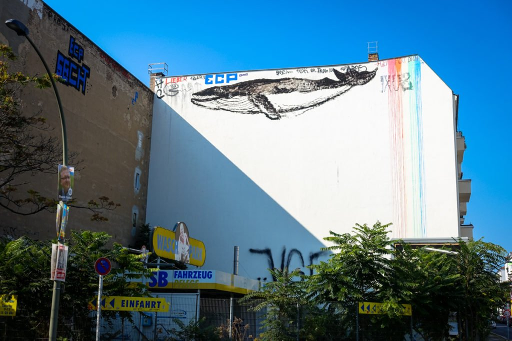 street art - berlin, friedrichshain