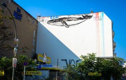 street art in friedrichshain / kreuzberg