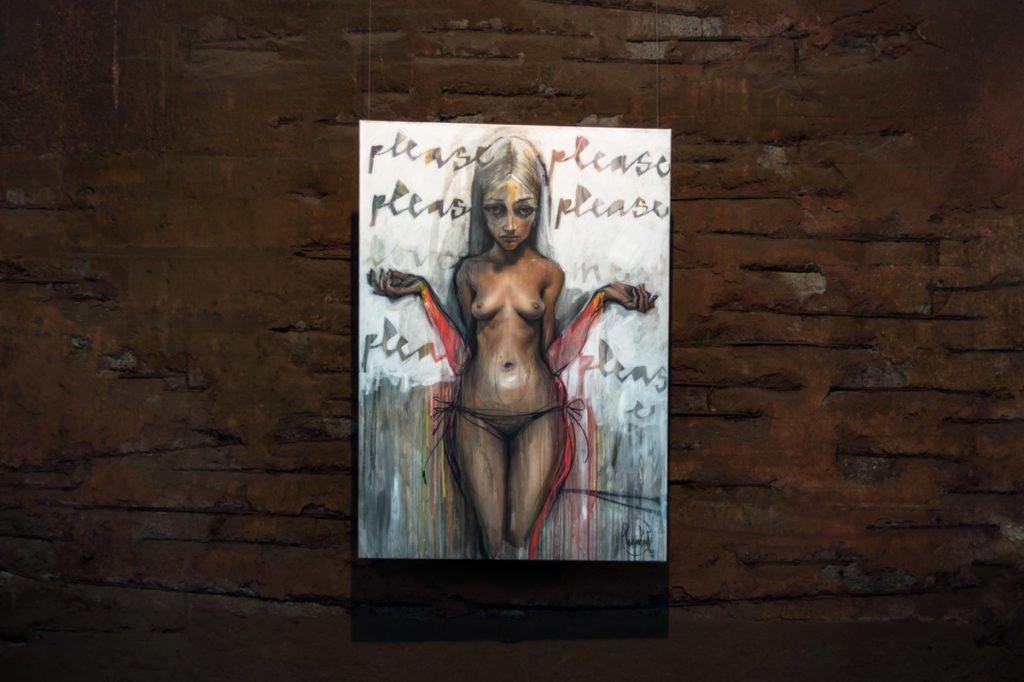 herakut 'please love me'- 4. urbanart biennale – völklingen