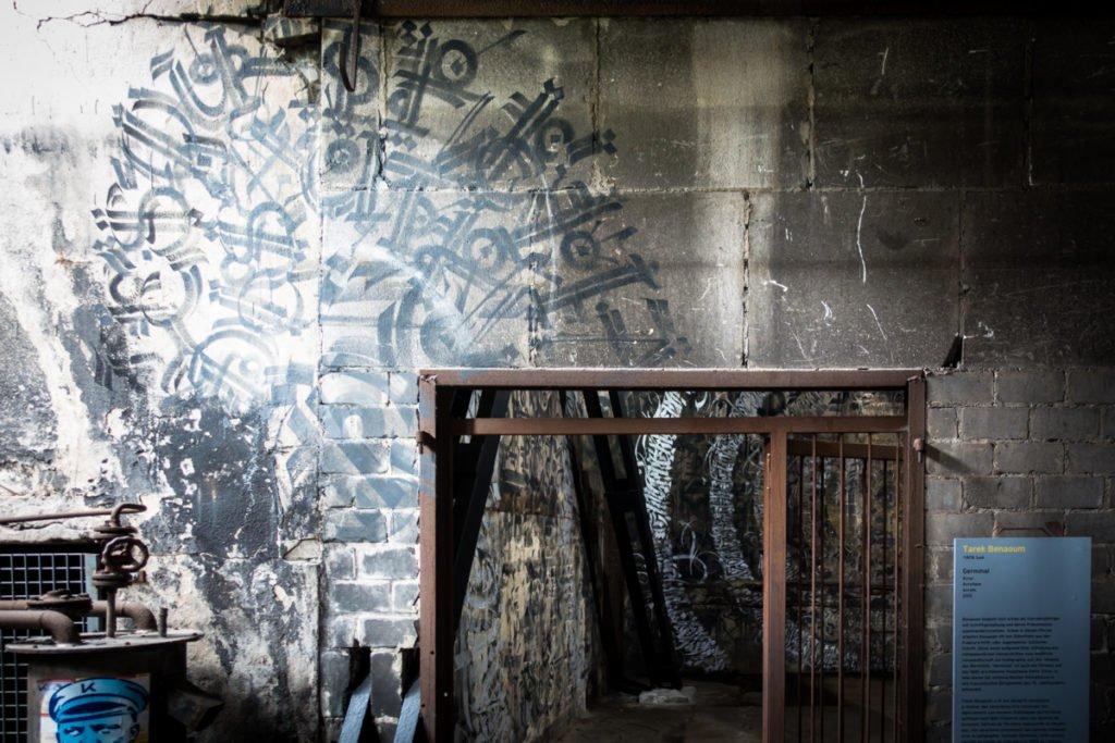tarek benaoum 'germinal' – 4. urbanart biennale – völklingen