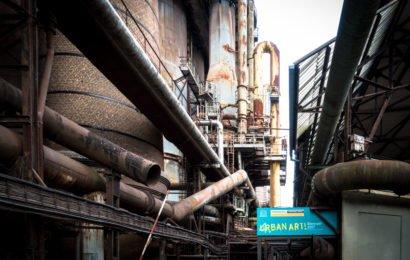 4. urbanart biennale in völklingen