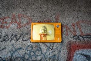 urban art - gregos - dircksenstrasse, berlin