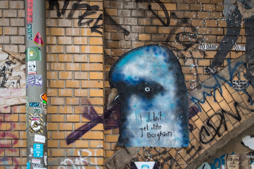 urban art - rpnth - dircksenstrasse, berlin