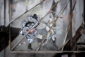 paste up - lafantastisch - dircksenstrasse, berlin
