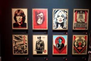 shepard fairey - music meets art - nocommission berlin