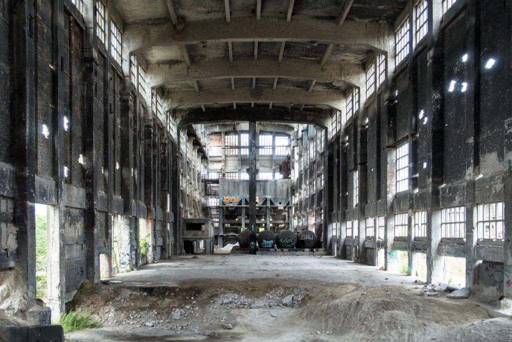 rüdersdorf, chemical factory